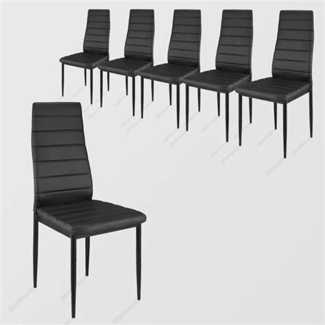 chaise de salle a manger pas cher chaise de salle a manger noir pas cher