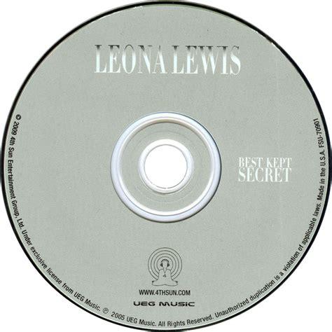 Leona Lewis Best Kept Secret Car 225 Tula Cd De Leona Lewis Best Kept Secret Portada