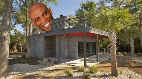 nfl star deion sanders tiny house
