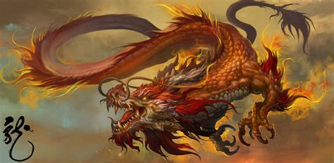 14 Chinese Dragon Hd Wallpapers