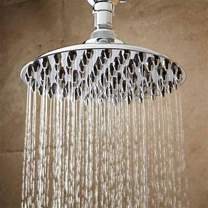 Bostonian, Rainfall, Nozzle, Shower, Head, With, S-type, Arm