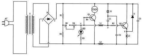ultrasonic humidifier circuit diagram how to make a humidifier circuit