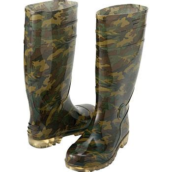 Rubber Boot Malaysia by Camouflage Rubber Boots Tultex Color Boots Long