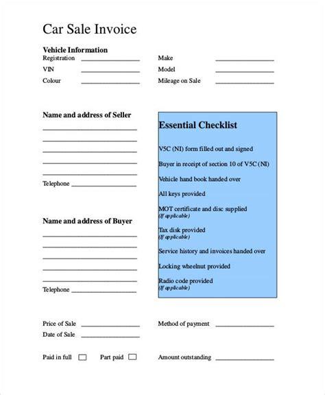 15 sales invoice exles sles pdf word pages exles