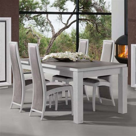 salle 224 manger contemporain wapa ch 234 ne meubles bois massif