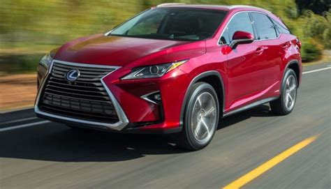 Lexus Rx 350 For 2020 by 2020 Lexus Rx 350 Refresh Lexus Review Release