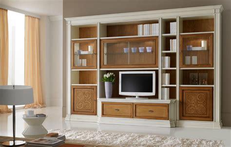 Arredamento Soggiorni Classici Mobili Soggiorno Classici Idee Di Design Per La Casa