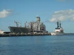 Ships at Pearl Harbor