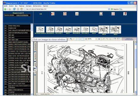 renault megane 2 wiring diagram download renault wiring diagrams megane scenic x64 j84 on