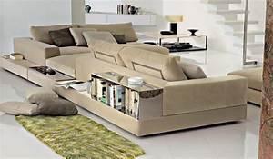 canape modulable avec rangement en 21 designs sublimes With tapis ethnique avec canapé d angle tissu et cuir leandro