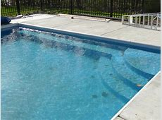 Good Pool Stairs — New Home Design Types of Pool Stairs