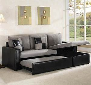 Sectional sleeper sofa design ideas eva furniture for Mini sectional sleeper sofa