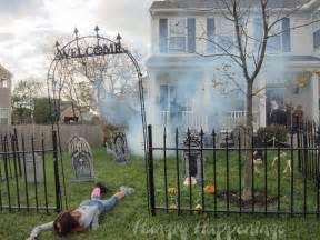 Pumpkin Halloween Yard Stakes by 161 Cada Muerto Con Su Tema Ideas Originales De Fiesta Halloween