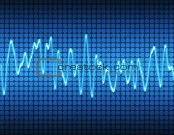 Frequency Audio Signals Taken From Multimeter