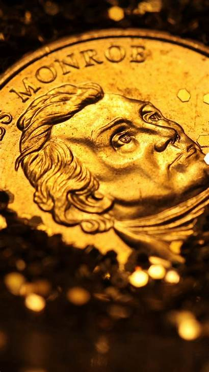 Galaxy Luxury Wallpapers S4 Golden Gold Coin