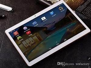 Tablette Tactile Avec Carte Sim : acheter tablette 10 pouces avec double carte sim slots android octa core 4 go ram 32 go rom ~ Melissatoandfro.com Idées de Décoration