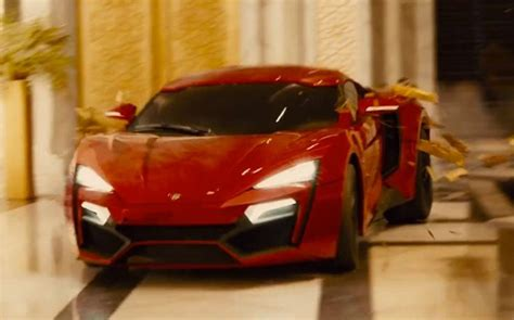 From The Diamond-encrusted Lykan Hypersport To The Bugatti