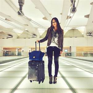 Travel Style Airport Outfits Through Instagram | Song of Style