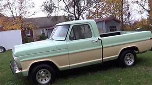 1971 Ford F100 Ranger Xlt Sold