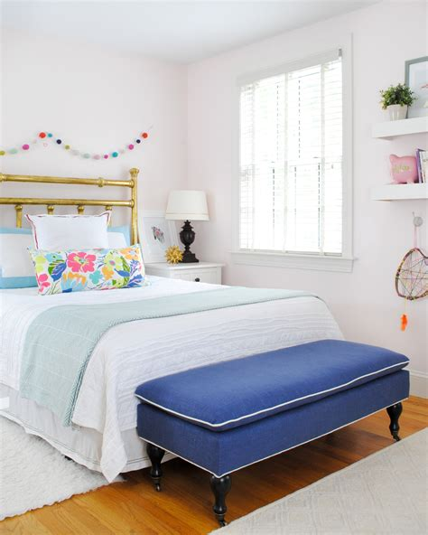 Big Girl Bedroom Update  New Mattress And Bedding The