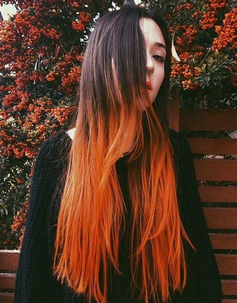 25 Unique Orange Brown Hair Ideas On Pinterest Ginger