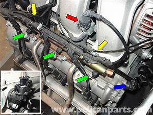 Porsche 911 Carrera Fuel Injector Replacement