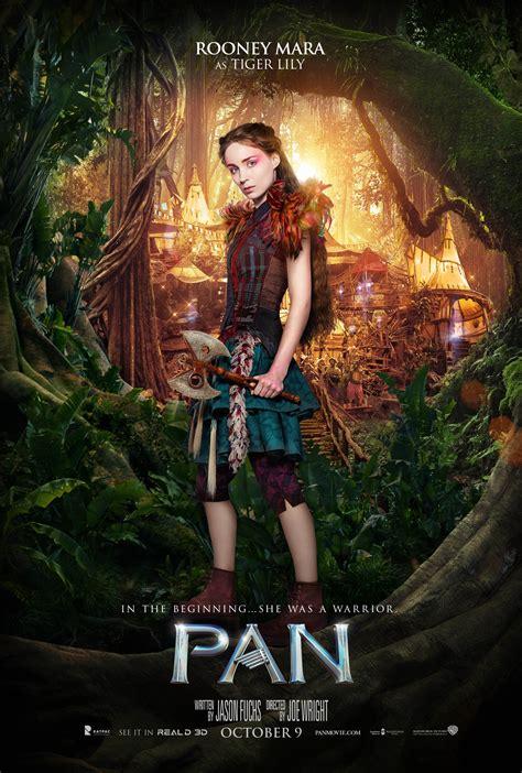 exclusive pan character posters fandango