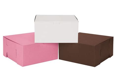 cake boxes bakery packaging supplies bags bows