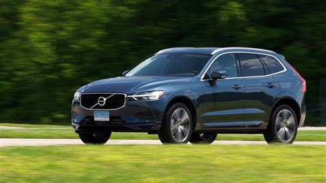2018 Volvo Xc60 Suv Review
