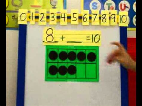 introduction  decomposing numbers  ten youtube