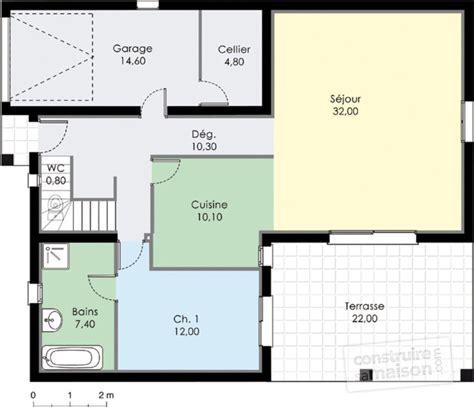 bureau de maison design maison méditerranéenne 3 dé du plan de maison