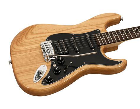 foto de G&L Legacy HSS Vintage Natural Rainbow Guitars
