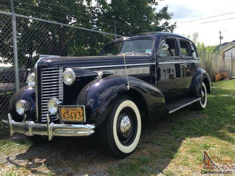 1938 buick special sedan original interior 39 000