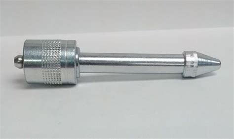 Coupler Quick Disconnect For Flush Needle Type Grease Zerk