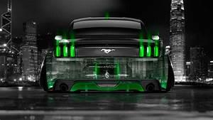 Ford Mustang Muscle Back Crystal City Car 2014 el Tony