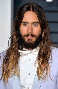 Jared Leto with Long Hair