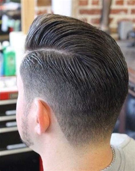 cool mens fade hairstyles mens hairstyles