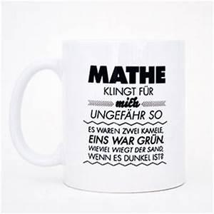Ich Fühle Mich Als Könnte Ich Bäume Ausreißen : kaffeetasse mathe klingt f r mich wie formart zeit f r sch nes ~ Markanthonyermac.com Haus und Dekorationen