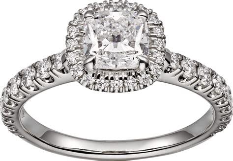 crn4746100 cartier destin 233 e ring platinum diamonds cartier