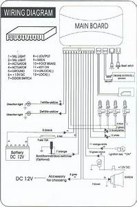 Car Alarm Wiring Diagram Toyota