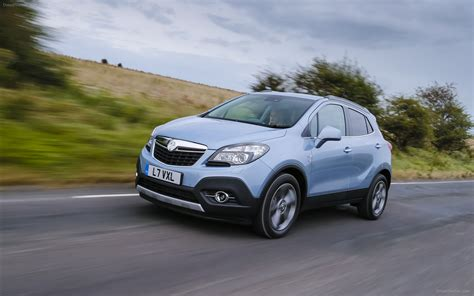 vauxhall vauxhall vauxhall mokka 2013 widescreen exotic car photo 05 of 34