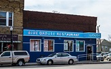 Blue Danube   Blue Danube restaurant on North High St, in ...