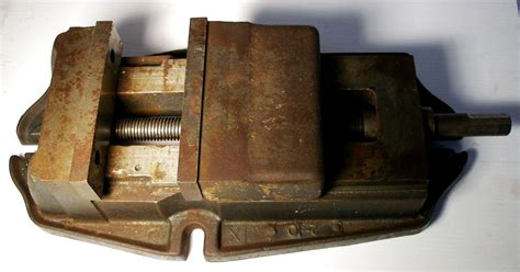 vintage heavy duty jh williams machinist milling clamp