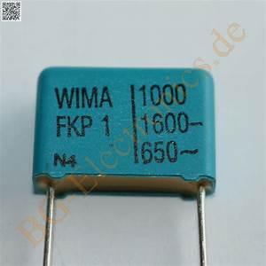 Schaltkreise Berechnen : 5 x 1000pf 1600v fkp 1 rm15 folien kondensator ~ Themetempest.com Abrechnung