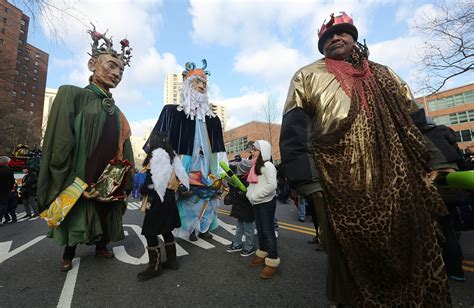Epiphany (or Three Kings Day) Marked By Parades, Pageants