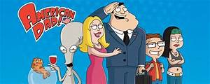 American Dad Franchise   Behind The Voice Actors