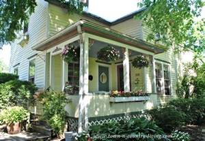 House Decorating Magazines Online by Take A Tour Of My Cottage Style Farmhouse Town Amp Country