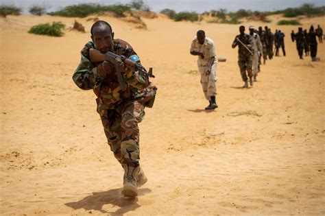 Soldiers Kill 7 Al Shabab In Somali Southern Region
