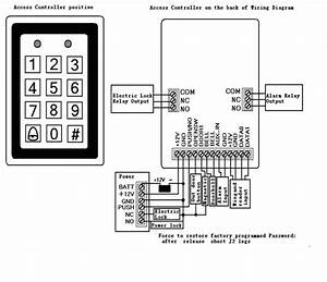 Ceeco Metal Keypad Wiring Diagram