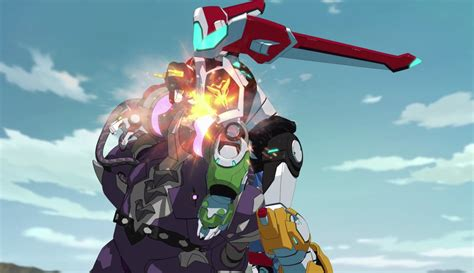 story voltron